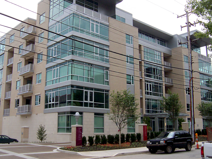 Metropolitan Condominiums
