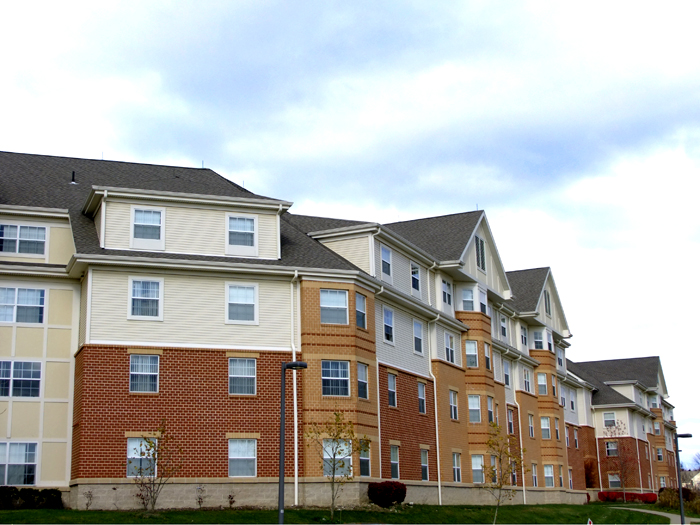 Slippery Rock University Student Housing