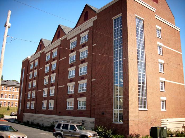 Waynesburg Dormitory